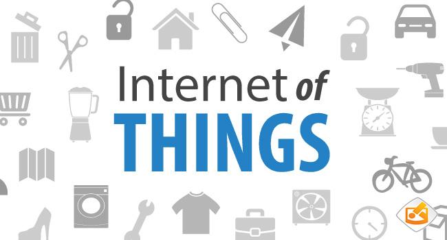 اینترنت وسایل (IOT)