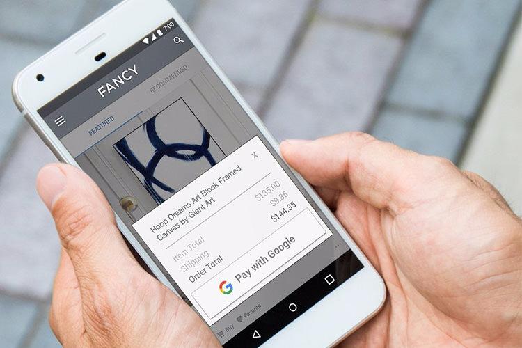 سیستم پرداخت آنلاین گوگل