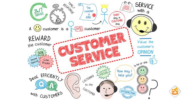 رضایتمندی مشتری یک نگرشه نه یک واحد سازمانی یا یک عنوان شغلی!