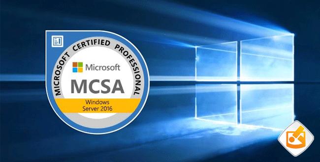 فرصتهای شغلی بعد از اخذ مدرک MCSA